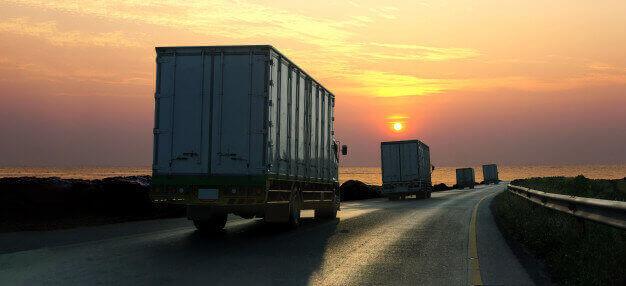 sun rise truck